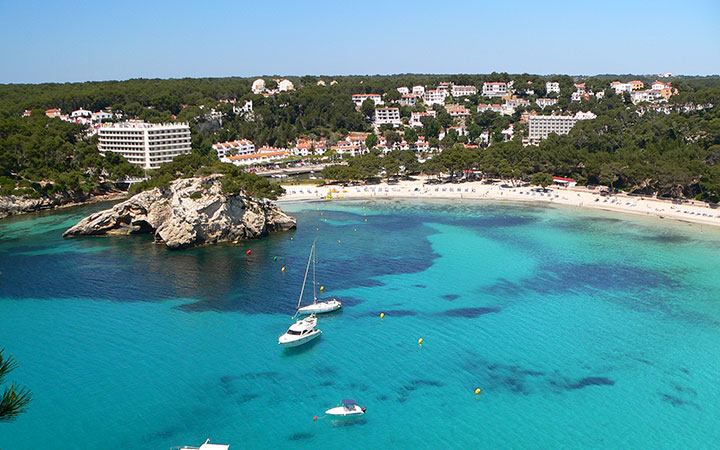 Menorca open for tourists by August?