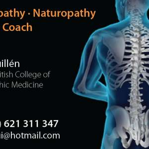 Osteopathy-Naturopathy-Sports Coach