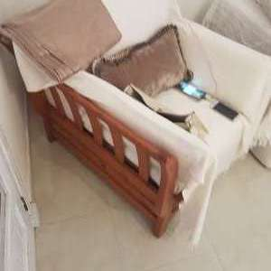For sale: 2 seater sofa bed and 1 seater sofa bed